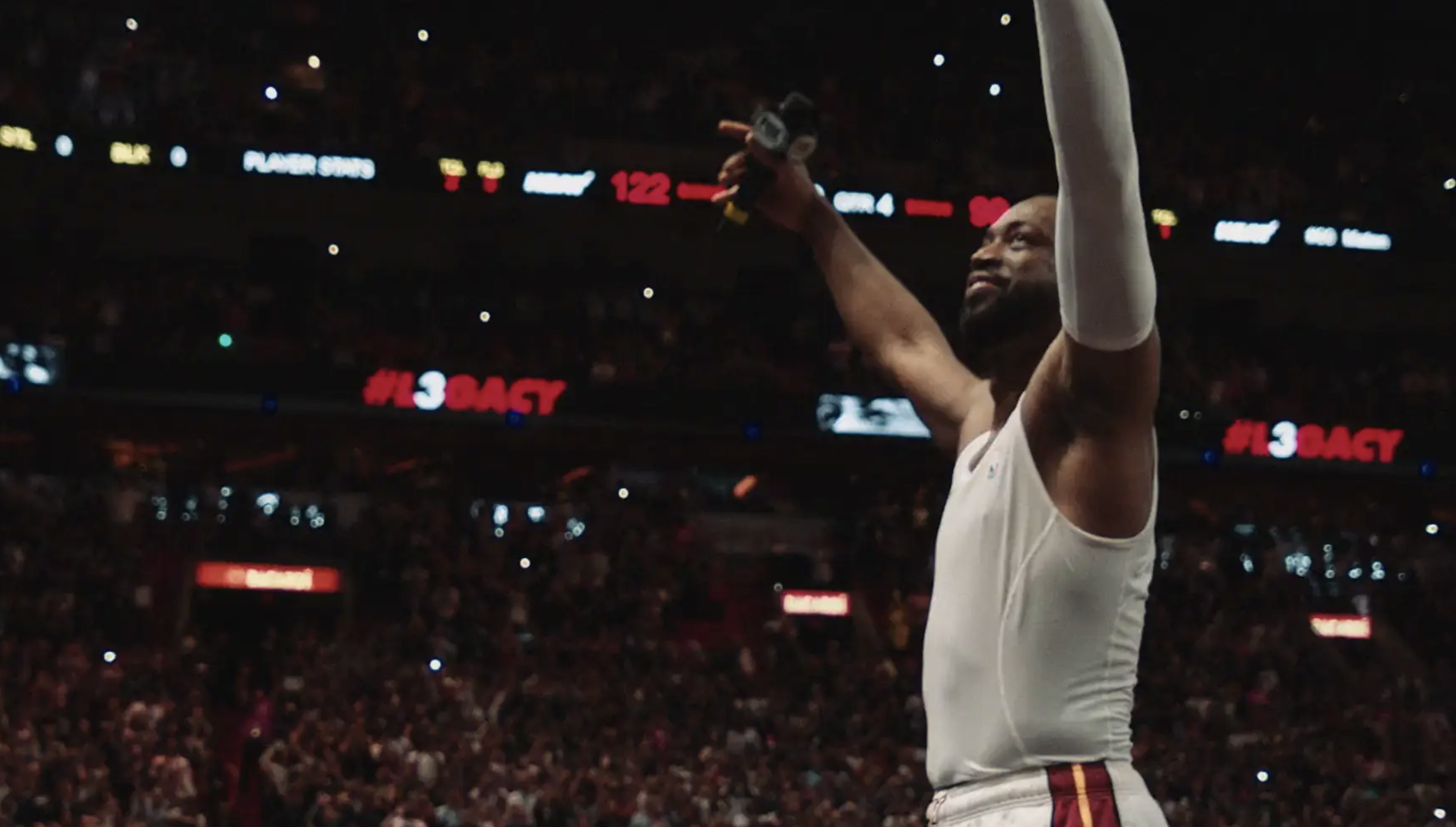 New Documentaries 2020 Imagine Entertainment » Dwyane Wade Posts a First Look at a New